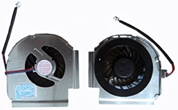 New CPU Cooling Fan Replacement for IBM Lenovo Thinkpad T400 R400 P/N:42W2461 42W2460 MCF-217PAM05