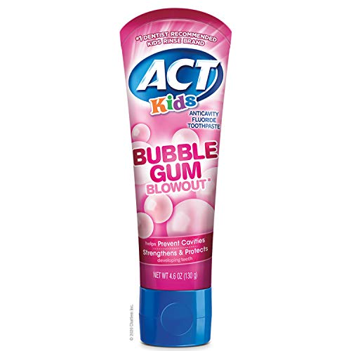 Act Kids Bubblegum Blowout Toothpaste (4.6oz)  $2 at Amazon