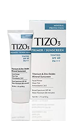 TIZO Mineral Sunscreen for
