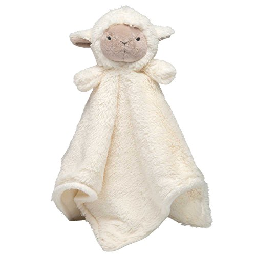 Elegant Baby Soft Animal Security Blankie Grey Elephant 87651
