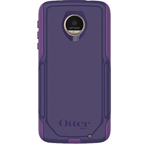 OtterBox Motorola Moto Z Droid Commuter - HopeLine Purple