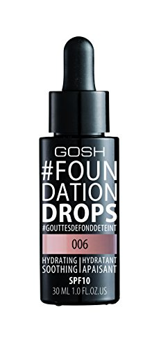#Foundation Drops 06 Tawney - GOSH