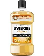 LISTERINE®, Miswak, Mouthwash