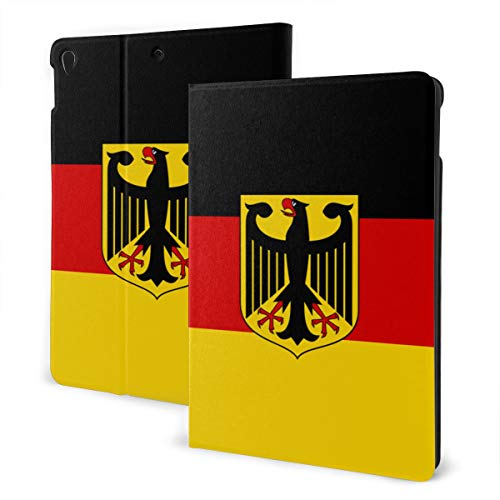 German Flag Eagle Case for IPad Air 3 (10.5-inch 2019) and IPad Pro 10.5 Inch Case TPU Protective Stand Cover with Auto Sleep/Wake for IPad Tablet