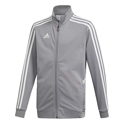 adidas Youth Soccer Tiro 19 Trainingsjacke - Grau - X-Large
