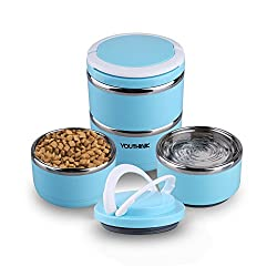 The Top 5 Best Dog Food Travel Containers for Camping 1