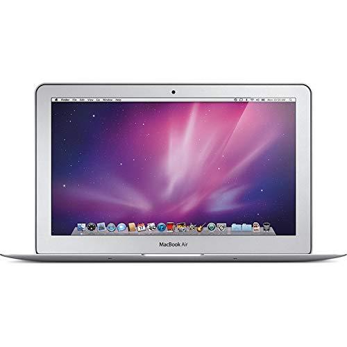 Apple MacBook Air MC505LL/A Intel Core Duo SU9400 X2 1.4GHz 2GB 60GB SSD 11.6in,Silver(Renewed)