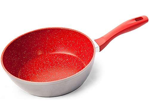 Panela Day By Day 28cm Polishop | 28cm Vermelha