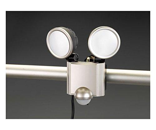 エスコ(ESCO) AC100V/ 20W LEDセンサーライト 62-9161-25