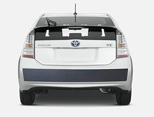 """BumperX 6"""" Width. Bumper Protector & Guard. Bumper Repair Alternative. Protect Your Rear car Bumper. Peel & Stick Rubber Bumper Band aid"""