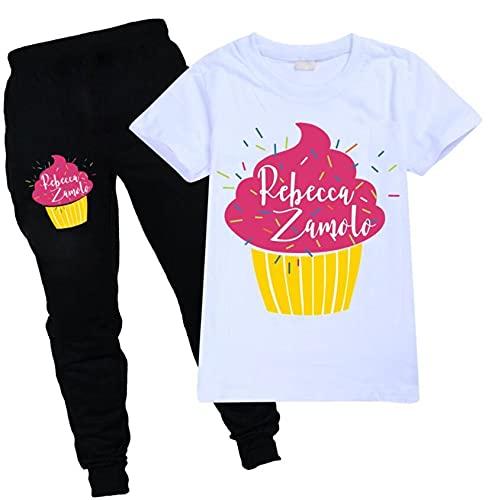 Yumoshi 14 Srtles Ragazzi Camicia Cupcake Zamfam Merch Logo...