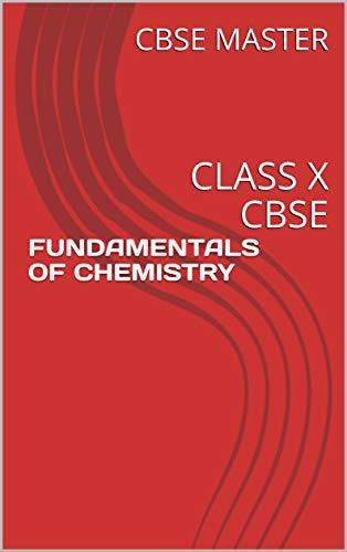 CHEMISTRY NOTES PART 2 RX FAVULTY ALLEN KOTA: CLASS X CBSE (Pradeep...