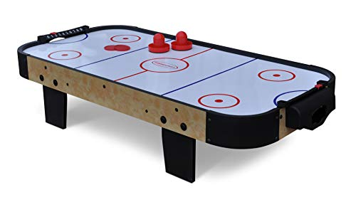 Gamesson 3\' Buzz Air Hockey, Tavolo Bambino, Bianco, M