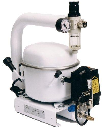 Mecadeco 425612 - Compresor silencioso (1 L)