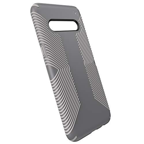 Speck Products Presidio Grip Schutzhülle für LG V60 ThinQ 5G, Graphite Grey/Cathedral Grey (136742-9132)