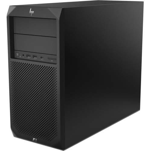HP 5DV38UT Smart Buy Z2 G4 TWR E-2144G, Black