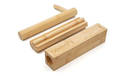 Cookut SOOSHI - Kit per preparare Super Sushi Makis Super facilmente