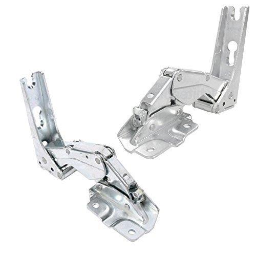 AEG Koelkast diepvriezer geïntegreerde deur scharnier paar (boven/onder, links/rechts)