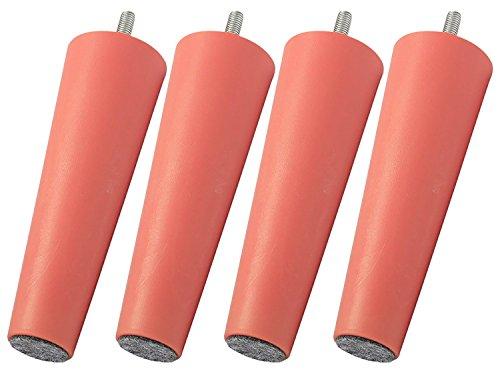 Legheads M8 IKEA Ersatz Möbel Beine, 5 Farben, Superior Qualität Couch Beine, Sofa Beine, Bett Risers, IKEA Beine, IKEA Hacks, Ersatz Beine für Couch, Ersatz Sofa Beine, Möbel Risers