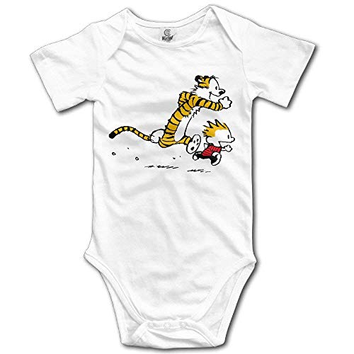 RTGreat Baby's Bodysuit Romper Jumpsuit Baby Clothes Outfits Calvin and Hobbes Jumpsuits