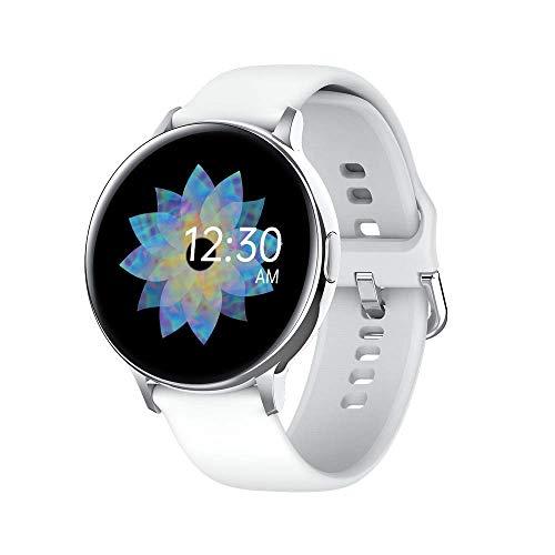 OH Smart Watch, Pantalla Hd de Tacto Completa de 1.3 Pulgadas, Conexión de Bluetooth Multifunción, Recordatorio de Inforión de Sueño, Podómetro Deportivo a Prueba de Agua, para Andr