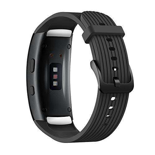 YSSNH Compatibile per Samsung Gear Fit 2 Cinturino in Silicone Morbido Cinturino di Ricambio per Samsung Gear Fit2 PRO SM-R365/Gear Fit2 SM-R360 Sport Fitness