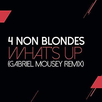 What's Up? (Gabriel Mounsey Remix)