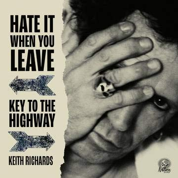 Hate It When You Leave B/W Key to the Highway (Rsd 2020) 7' Vinyl [Vinyl LP]