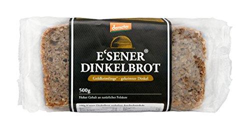 E'sener Dinkelbrot aus Goldkeimlinge (0.5 Kg)