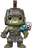Funko– Figura Pop Vinyl Coleccionable de la Serie Marvel Thor Ragnar, Personaje Hulk Gladiator 241 ...
