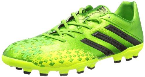 Adidas Predator Absolado LZ Traxion AG, Botas de fútbol para Hombre, Ray Green F/Electricity/Black 13, 39 1/3 EU