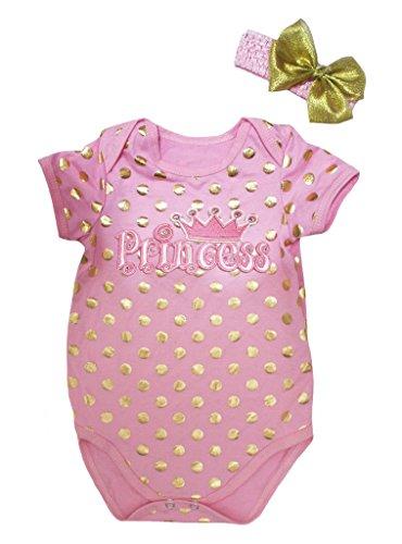 Petitebelle - Body - Bébé (fille) 0 à 24 mois rose rose - rose - XL