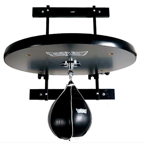 HDGAP Boxe Sport Hanging Speedball Set, Palla Speed Professional Platform Boxe Sport, Fitness Boxe Training Formazione per Speed Bag