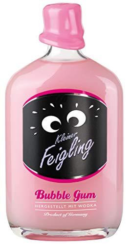 Kleiner Feigling | Bubble Gum | 1 x 500ml | Marken Spirituose | Premium Likör | Feiern mit Fantasie | Der Party-Shot