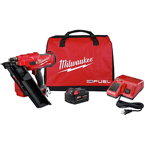 Milwaukee 30-Degree Cordless Framing Nailer Kit