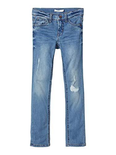 NAME IT Herren Jeans Blue Denim 92