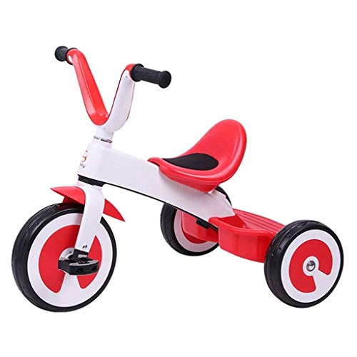 Review Of SZNWJ Toys Toddler Tricycle with Pedals – Ride On Tricycles for Small Children and Kids – Age 2 Year, Three Years and Above – Baby's First Bike (Color : C)