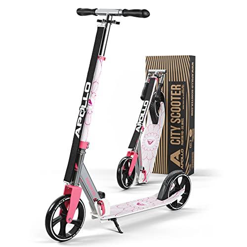 Apollo XXL Wheel Scooter Bild