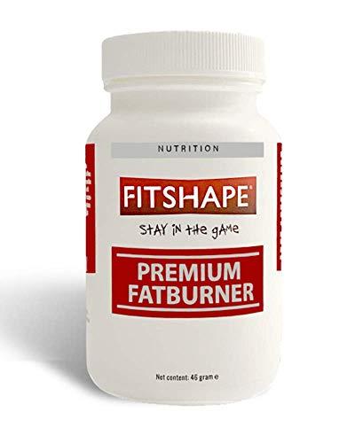 Premium Fat Burner – Krachtige Vetverbrander | Gewichtsverlies en Eetlust remmer | Metabolisme booster en Koolhydraat Blocker | Afslankpillen met verhoogde Energie en Focus | 60 Capsules
