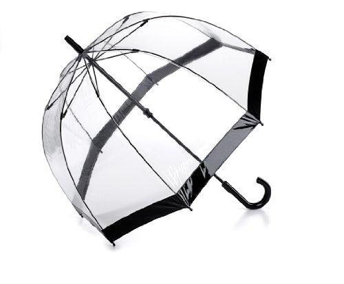 Fulton Birdcage 1 Umbrella Black Trim