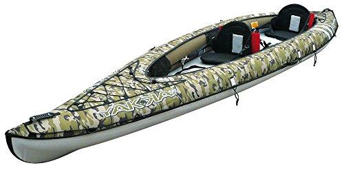 Kayak gonflable Bic Yakkair HP 2 Fishing