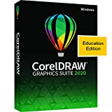 CorelDRAW Graphics Suite 2020 | Graphic Design, Photo, and Vector Illustration Software | Education Edition [PC Disc] [Old Version]
