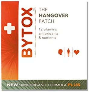 Bytox Hangover Patch 10 Patches product image