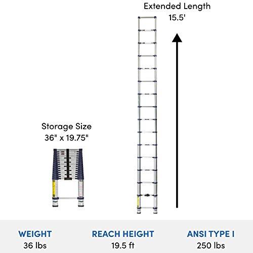 Xtend & Climb Tallest Telescoping Ladder