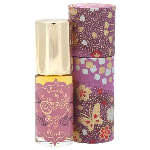 Garnet Amethyst Hand Crafted supreme Gemstone Max 49% OFF Roll-On The Perfume Oil By