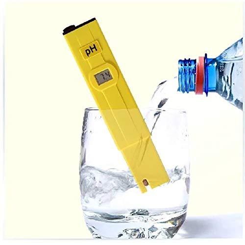 iSweven ph meter for water testing digital Lcd Pocket Pen Type Purity Filter Pool Aquarium Measurement