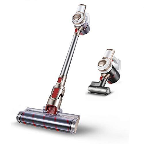 Handheld Draadloze Stofzuiger - 8500pa Krachtige Zuigkracht, 2 in 1 Handheld Stick Stofzuigers, Lichtgewicht En Oplaadbare Batterij for Vloerbedekking Pet Hair