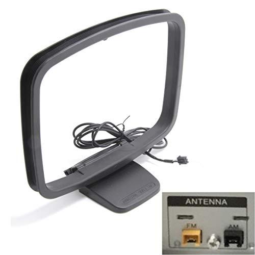 Ersatz-AM-Antenne 2-poliger Mini-Stecker für Sony Compact Disc-Empfänger MHC-EC919iP HCD-EC919iP MHC-EC719iP HCD-EC719iP