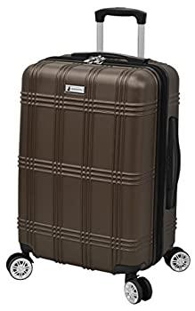 London Fog Kingsbury 21″ Expandable Hardside Spinner Carry-on