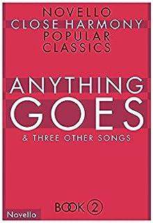 Novello Close Harmony Book 2 Anything Goes